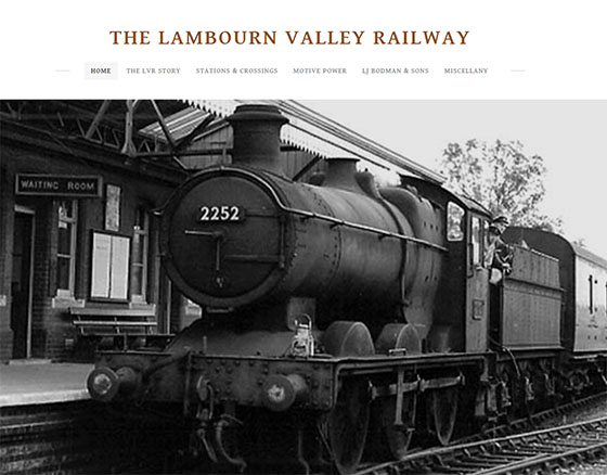 Lambourn valley Railway